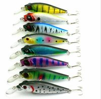 Wholesale The latest upgrade more effective bionic bait Laser Minnow Fishing Lures style Hard Bait fish bait cm g Free Delivery