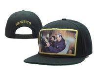 ak flat - Cheap Ice Cube AK Snapback Hat Cool Flat Brim Snapbacks Newfits Sports Hats Men Women Hip Hop Cap Dance Caps