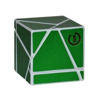 best challenges - Magic Cube challenge gift best toys Puzzle cube Educational toys colors high quality white border strange shape Fisher Cube