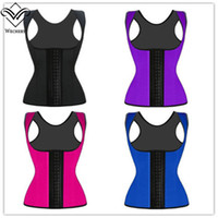 Waist Cinchers Firm Latex Latex Waist Cincher Corset with Straps Steel Boned Waist Trainer Rubber Corsets Body Shaper Latex Look Bustier Waist Training Vest Plus Size