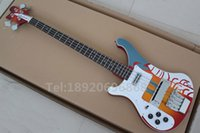 Wholesale New arrive Custom electric bass guitar Accept OEM