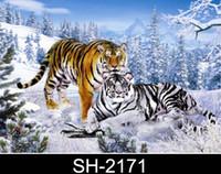 Конные фотографии Цены-(20 штук / много, 5 дизайнов) 3D линзовидная картина 25 украшений для дизайна тигр лошадь волк лев elephent большие животные