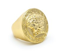Wholesale 2016 gold hip hop hiphop jesus ring good quality rock punk rings men women jewelry gifts