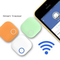 Wholesale Anti lost Alarm With Social Network Anti lost Alarm Wireless Bluetooths Key Finder Smart Bluetooth Tracer for iPad iPad Mini iPhone
