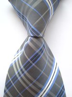 Wholesale 2016 Hot Selling New Classic Fashion Paisley Plaid Check Striped Dot Mixed colors JACQUARD WOVEN Silk Men s Tie Necktie