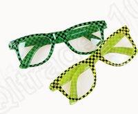 baby boy film - 2 color LJJK236 Baby Boys Film Sunglasses Goggles Rivet Glasses Anti UV400 kids sunglasses uv protection baby glasses