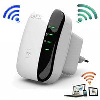 Wholesale WR03 High Security GHz Mbps Wi fi WiFi Repeater Router Wireless Expander Signal Extender For Desktop Laptop AC V