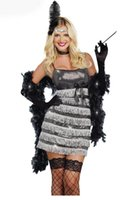 apparel international - Adult Womens Sexy Pieces Vixen International Costume Fancy Halloween Role Playing Cosplay Bodycon Sequins Apparel Cosplay
