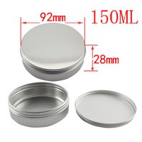 aluminum can making - New arrival ml mm Aluminum jars for cosmetic can make up containers refillable bottle Empty jar