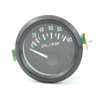 Wholesale 52mm Pointer Car Motor Oil Pressure Gauge Meter Auto Gauge Car Styling Car Instruments