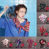 Wholesale 2016 new spring autumn Korean fashion joker small square scarf decorative scarf short scarf scarves female