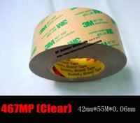 adhesive lamination - mm milsThick mm M M Adhesive Transfer Tape Lamination Polyester Graphic Overlay Electronics Bond Hi Temp Resist