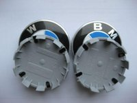 Wholesale For BMW Alloy Wheel Centre Caps NEW CHROME Style X Z Series