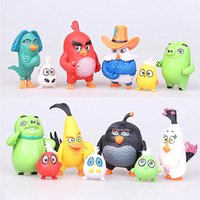big bird movies - The Angry Birds Movie Angry Birds Second Generation Doll Furnishing Articles Toys action figures kids Toys Gifts
