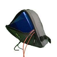 Wholesale 36v48V triangles lithium ion battery pack free of charge hanging bags can be put in car modification Hong Kong and beam