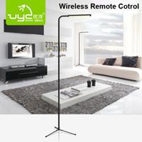 Wholesale UY F9 lumens Wireless Remote Control LED Neon Floor Lamp LED Neon Floor Lamp Modern design style Floor Lamp