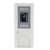 Cheap insulin refrigerator continuously intelligent display and control system definition on color LCD screen button design for convenient . BIC30