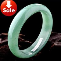 bangles chinese jade - Certified Natural Icy Green Chinese Dongling Jade Bangle Bracelet Genuine Untreated Undyed Handmade Gifts Inner Diameter mm