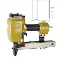 air tools stapler - High Quality meite PW2638 U type Industrial Pneumatic Nails Gun Air Stapler Gun Nailer Tools mm
