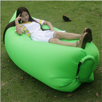 single backpacking cheap - hangout fast inflatable sofa air bed cheap hangout Sleeping Bag outdoor camping inflatable sleeping bag garden swing bed sofa