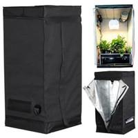 Wholesale 24 quot x24 quot x48 quot Indoor Grow Tent Room Reflective Mylar Hydroponic Non Toxic Hut New