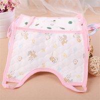 baby burb - Brand Qimengwa Pure Cotton Baby Soft Waterproof Square Saliva Towel General Season Boys Girls Cartoon bibs burb cloths