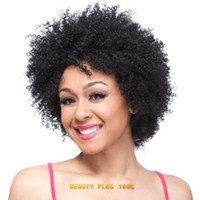 Wholesale Amir Hair Short Hair Afro Kinky Curly Wig Synthetic Women s Wig Kinky Curly Synthetic Wig Perruque Synthetic Women Cosplay