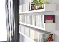 based wood panel - Furniture U bracket shelf clapboard wall TV backdrop decorative frame wood based panels