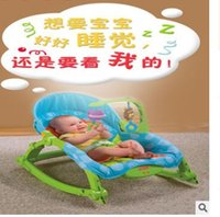 Wholesale 2016 multi function baby rocking chair Baby electric appease chair rocking chair chaise longue Coax baby artifact W2811