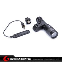 Wholesale Tactical Hunting Gun Light IFM CAM LED Flashlight For Rifle NGA0984
