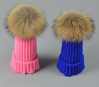 baby bulb - 9 COLOR children warm wool hat True bulb knitting boys girls thick cap DIY knitting hat baby wear Birthday present Christmas new E373