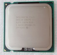 Wholesale Core Duo E7600 GHz MB MHz LGA775 SLGTD Processor Tested ok