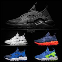 Wholesale 2016 New Air Huarache High Cut Running Shoes Huraches Running trainers for men women outdoors shoes Huaraches sneakers Hurache Boost