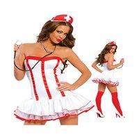 adult lingerie sale - Sales promotion Sexy Nurse Costume Nurse women sexy lingerie Adult sexy uniform