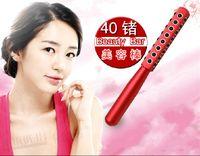 Vendita fabbrica 20pcs KAKUSAN 30 40 48 Germanio Pietre Giappone Semiconductor Massager del fronte rullo facciale di bellezza Riduzione delle rughe Beauty Bar DHL Fr