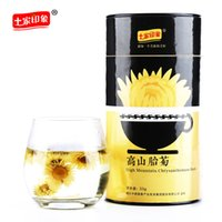 area china - Top Grade Organic Dried High Mountain Se enriched Area in China Chrysanthemum Buds Herb Tea Natural