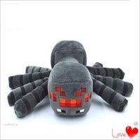 Wholesale 2015 New Arrival Plush Toys CM Gray Spider Plush Stuffed Toys Kids Children Favor Dolls Cheap Plush Toy Boy Gift