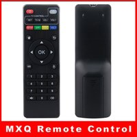 2.4GHZ android replacement - High Quality IR Remote Control For Android TV Box M8N M8C M8S M10 M12 MXQ Replacement Remote Controller MXQ remote control