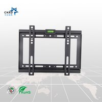 Wholesale Universal TV Wall Mount Flat Screen Bracket HDTV Flat Panel TV Fixed Mount for Size
