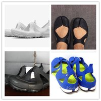 acg sneakers - 36 NKLab FREE RIFT SANDAL ACG SP man beach shoes all BLACK women ALL White brand wading sneakers