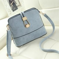 Wholesale New Fashion Shell Small Handbags Ladies Leather handbag Casual Purse Designer Crossbody Shoulder bag Women Messenger bags