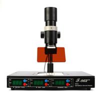 bga station - T862 IRDA Welder Infrared Heating Rework Station BGA SMT SMD