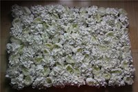 artificial lawns - EMS white Artificial silk Peony flower wall wedding background lawn pillar road lead market decoration
