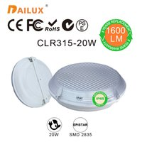 Wholesale 2016 Modern flush mounted round Led ceiling lights Ø315 mm W kitchen light bedroom livingroom years warranty