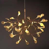 art range - Modern Chandelier Living Room Pendant Lamp Creative Firefly Designer LED High Range Lighting Fixture