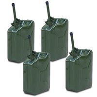 Wholesale Gas Fuel Caddy Tank Pack of Gal L quot Gasoline Army Military Emergency Backup