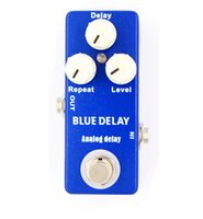 Wholesale Mini Delay Guitar Effect Pedal Clone MAD Professor Deep Blue Delay