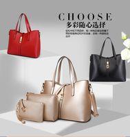 big bag - 2016 spring and summer fashion trend handbag shoulder bag new bag lady Zimu bag big bag Messenger bag handbag