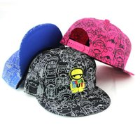 baseball nuts - Colors Baseball Cap Devil Nut Fashion Cats Cartoon Cheap Discount Outdoor Golf Hip Hop Caps Boy Girl Ball Caps