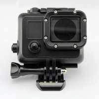 Wholesale New Underwater Camera Waterproof Case Diving Housing Case Cover Box Black For Gopro Hero Accessories